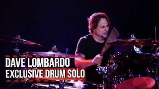 Download Dave Lombardo - Exclusive Drum Solo Video