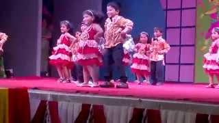 Download Shala La La La.. KG Kids Dance Video