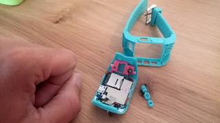 Download Q50 Watch GPS not working problem accurate teardown Video
