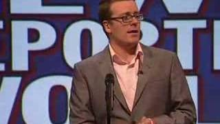 Download What a News Reporter Would Never Say -Mock the Week- BBC Two Video