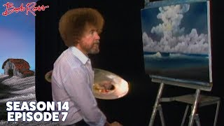 Download Bob Ross - Windy Waves (Season 14 Episode 7) Video