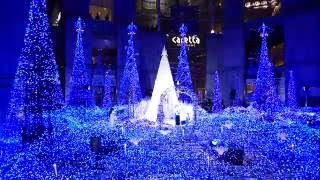 Download Lighting ceremony of Canyon d'Azur at Caretta Shiodome [RAW VIDEO] Video
