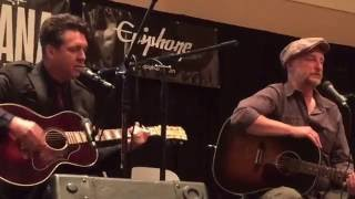 Download Joe Henry, Billy Bragg ″Gentle on My Mind″ (Nashville, 23 September 2016) Video