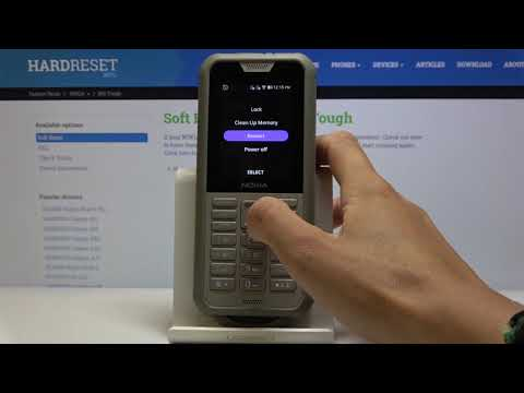 How to Restart NOKIA 800 Tough – Soft Reset / Force Restart
