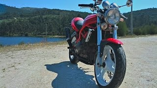 Download Tutorial. Suzuki Bandit 400 con horquilla invertida de gsxr 750. swap forks. upside down Video