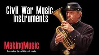 Download Civil War Music Instruments Video