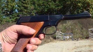 Download Colt Woodsman Sport 22LR Semi-Auto Pistol Video