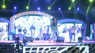 Download Millind Gaba live at VGI's annual fest SPANDAN 2k17 Video