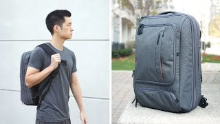 Download My New Tech Bag - eBags Professional Slim Laptop Backpack Review Video