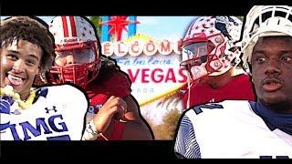 Download 🔥🔥 #5 IMG Football Academy (FL) vs Liberty (NV) - Polynesian Football Hall of Fame Game - 2018 Video