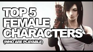 Download Top 5 Final Fantasy Female Characters (Who Are Playable) Video