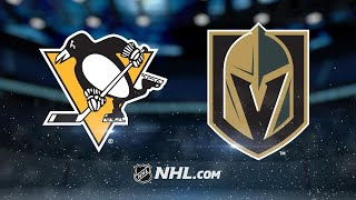 Download Fleury backstops Vegas to win against former club Video