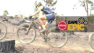 Download 2019 ABSA Cape Epic Day 3 Stage 2 Team Silverback Fairtree Video
