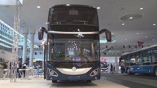 Download Mercedes-Benz MCV 800 Double-Decker Bus (2019) Exterior and Interior Video