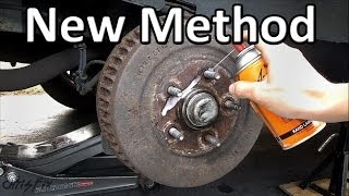 Download How to Remove a STUCK Drum Brake Video