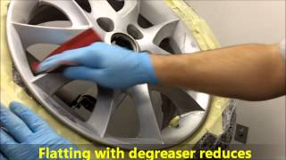 Download Cosmetic Alloy Wheel Repair, alloy wheel training course, Eco Express Video