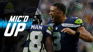 Download Russell Wilson Mic'd Up vs. Colts ″That's a Touchdown All Day″ (Week 4)   NFL Films   Sound FX Video