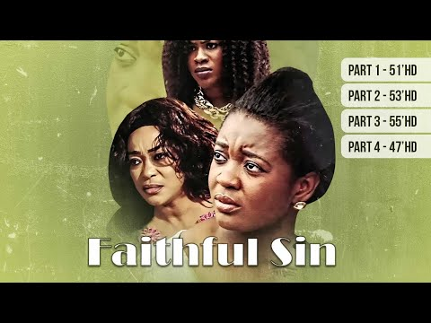 Faithful Sin - Part 3 - Jackie Appiah - Latest Nollywood 🇳🇬Movie