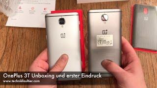Download OnePlus 3T Unboxing und erster Eindruck Video