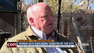 Download Las Vegas woman going against city over nuisance property Video