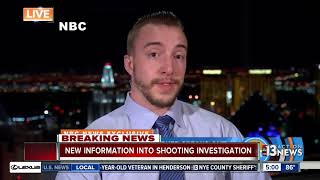 Download ABC News reports that Mandalay Bay did not call police after security guard was shot Video