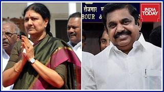 Download Top Tamil Nadu Ministers To Meet Sasikala Natarajan In Bengaluru Jail Video