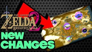 Download Zelda Breath of the Wild 2: Big Changes Coming?! [New Map, Dungeons, Time Travel] Video