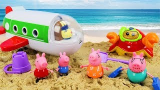 Download Peppa Pig Toy Learning Video for Kids - 20 minute Compilation! Video