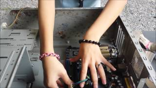Download Computer Hardware - Assembling and Disassembling a System Unit Video