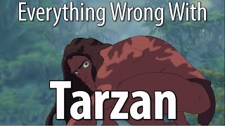Download Everything Wrong With Tarzan In 12 Minutes Or Less Video