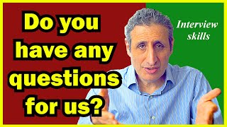 Download How to Answer DO YOU HAVE ANY QUESTIONS? in an interview (with many examples) Video