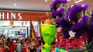 Download World Dragon & Lion Dance 2017(Malaysia)Qing-Xuan Long Ampang 世界龙狮节(马来西亚站)凤鸣岐山-安邦玄龙 (4K) Video