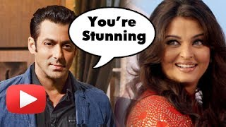 Download Salman Khan Admits Aishwarya Rai Is More Stunning Than Katrina Kaif - Koffee With karan 4 Video