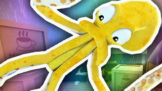 Download I'M NAKED NOW?! | Octodad #3 Video