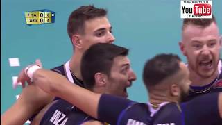 Download Italy vs Argentina Men World Championship 2018 Preliminary Round- Full Match Highlights - HD Video