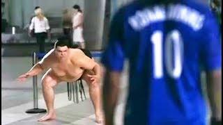 Download Pepsi Football Compilation ● ft. Ronaldinho, Beckham, Roberto Carlos, Henry, Messi, Luis Suárez Video