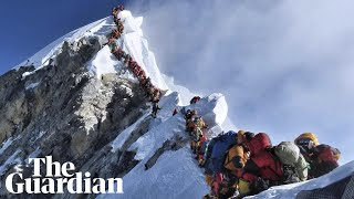 Download 11 dead on Mt Everest in one of the worst seasons on record Video