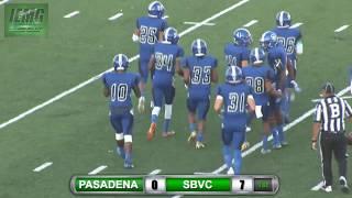Download LIVE FOOTBALL! Pasadena City vs. SBVC (9-9-17) @ City of San Bernardino, CA. Video