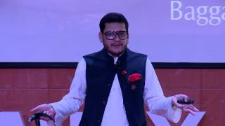 Download Message From Himalayas | Babar Afzal | TEDxAmityUniversity Video