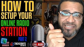 Download How To Setup an Online Radio Station 🎤 Part 2: Your First Broadcast : LGTV Tutorial Video
