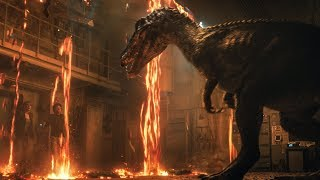 Download 4 NEW Jurassic World Fallen Kingdom CLIPS + Trailers - Jurassic World 2 Video
