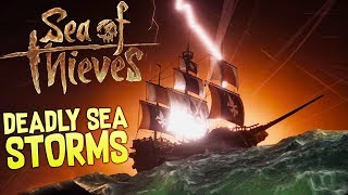 Download Sea of Thieves - BRACE FOR IMPACT! - Sea Storms, PVP & Treasure Hunting - SoT Closed Beta Gameplay Video