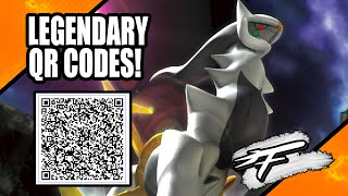 Download LEGENDARY POKÉMON QR CODE! (XY AND ORAS ONLY!) Video