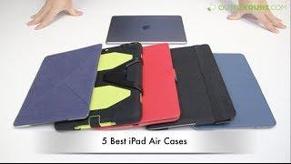 Download 5 Best iPad Air Cases - Moshi,Griffin,Speck,Incipio,Belkin.. Video