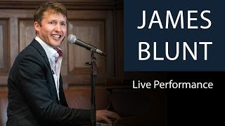 Download James Blunt | Goodbye My Lover | Live Performance at Oxford Union Video