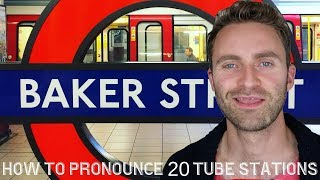 Download How to Pronounce 20 London Underground Stations Video