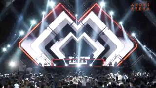 Download Sunnery James & Ryan Marciano live at Andes All Ages - Andes Arena 2016 Video