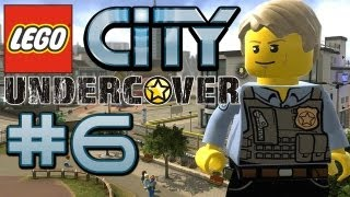 Download LEGO City Undercover - Let's Play #6 - Ein Stein am Ende des Tunnels Video