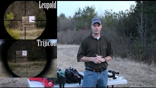 Download Armslist - Ultimate Low Light Hunting Scope Comparison, Trijicon TR22, Leupold VX3, and many more! Video