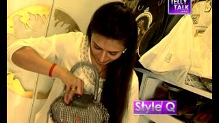 Download Ishita Aka Divyanka's Enormous Bags & Shoes Collection Video